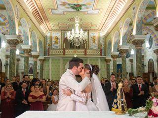 O casamento de Lânea e Marcos