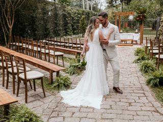 O casamento de Amanda e Sandro
