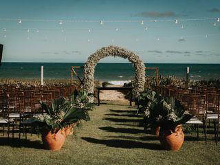 O casamento de Raul e Tati