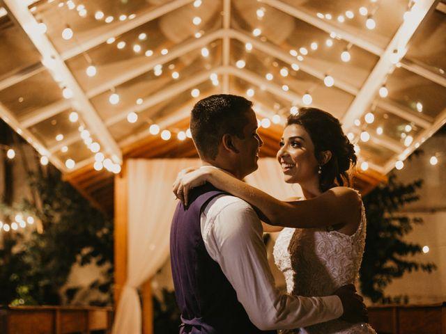 O casamento de Michele e Vagner