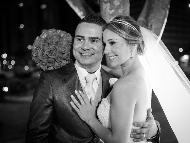 O casamento de Andressa e Clayton