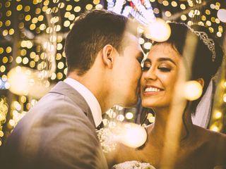 O casamento de Damaris e Vitor
