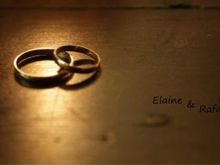 O casamento de Elaine e Rafael 1