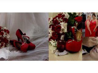 O casamento de Elaine e Rafael 2
