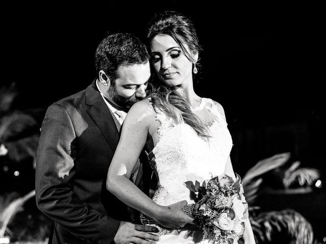 O casamento de Aline e Rodrigo
