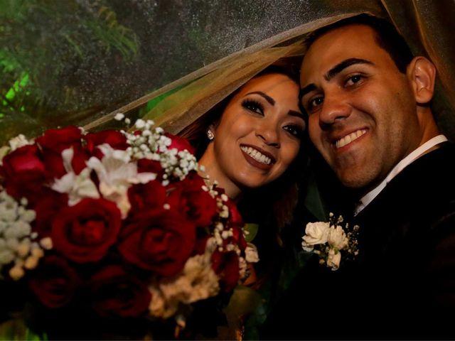 O casamento de Elaine e Rafael