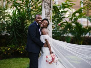 O casamento de Vanessa e Edson