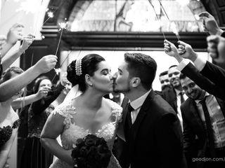 O casamento de Carina e John 2