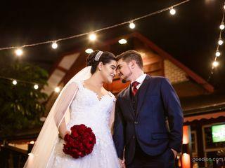 O casamento de Carina e John 3