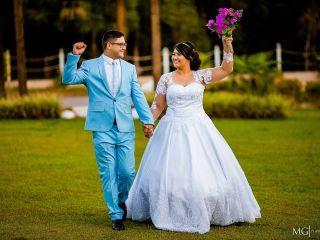 O casamento de Ester e Matheus 2