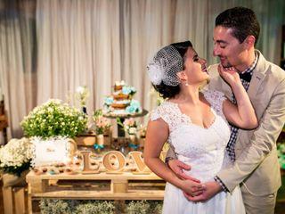 O casamento de Thaiza  e Wallace