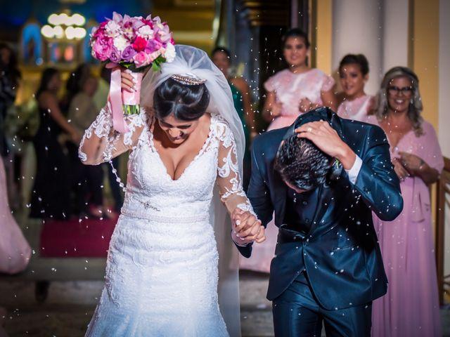 O casamento de Isabela e Diego