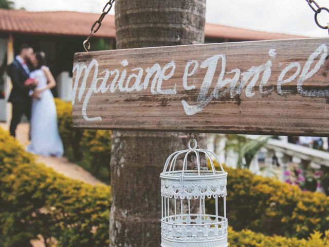 O casamento de Mariane e Daniel