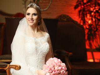 O casamento de Jonathan e Thais 1