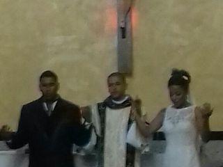 O casamento de Jociele e Marcus Vinicius   1