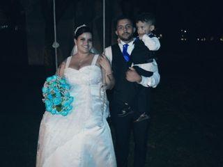 O casamento de Renata e Fabiano 1
