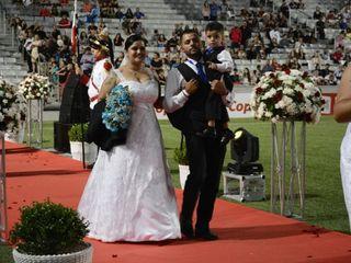 O casamento de Renata e Fabiano