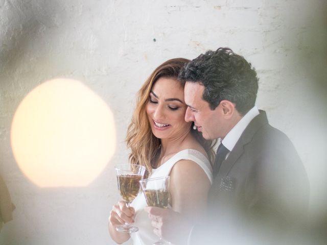 O casamento de Hilda e Fagner