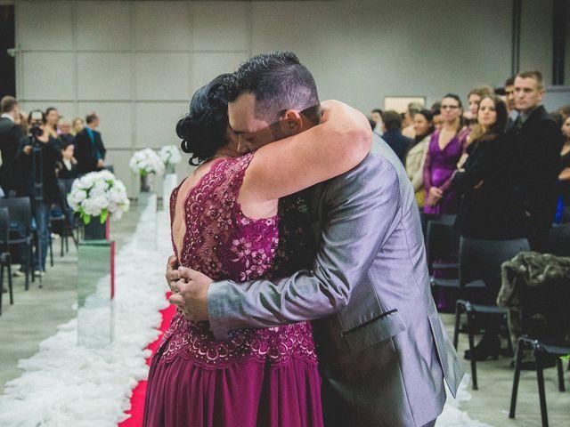 O casamento de Jeanmer e Daiane em Ponta Grossa, Paraná 18