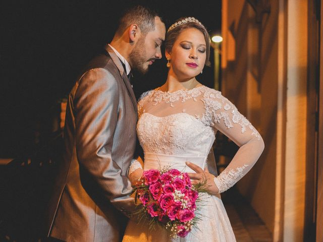 O casamento de Jeanmer e Daiane em Ponta Grossa, Paraná 1