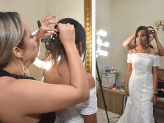 O casamento de Viviane e Leonardo 2