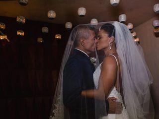 O casamento de Dalila e Marcelo