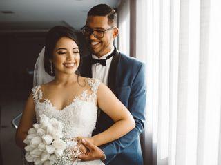 O casamento de Cynara e Quésede