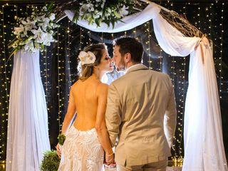O casamento de Letícia e Roberto