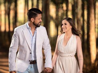 O casamento de Mayara e Robson 1