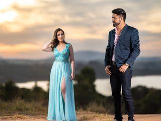 O casamento de Mayara e Robson