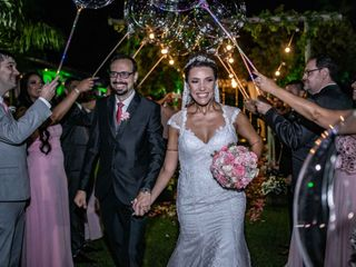 O casamento de Talita e Fernando