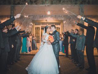 O casamento de Ivonete e Mauricio