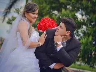 O casamento de Geovano e Claudia