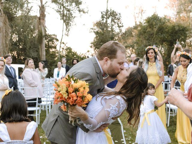 O casamento de Mara e Edir