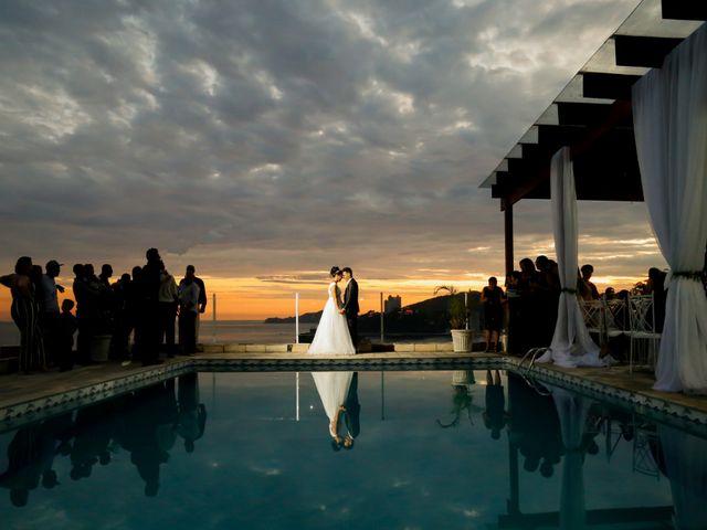 O casamento de Carolina e Sergio