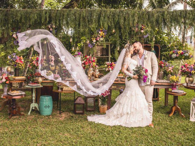 O casamento de Bárbara e Cristiano