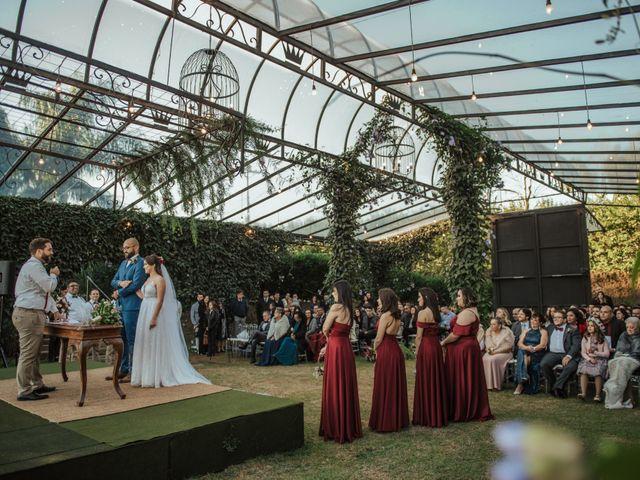 O casamento de Thamara e Diego