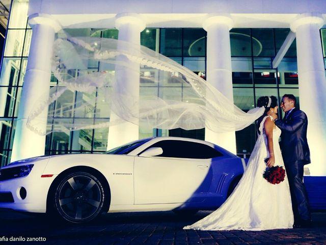 O casamento de Andressa e Renan