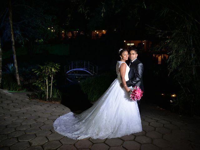 O casamento de Jéssica e Leandro