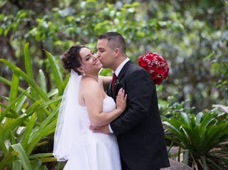 O casamento de Patrícia e Evandro