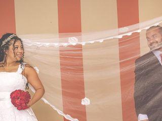 O casamento de Micaela  e Ruan