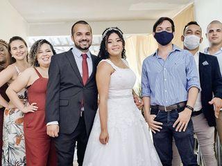 O casamento de Micaela  e Ruan  2