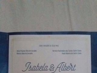 O casamento de Isabela e Albert 2