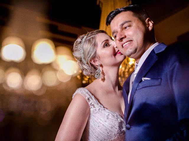 O casamento de Romulo e Michele