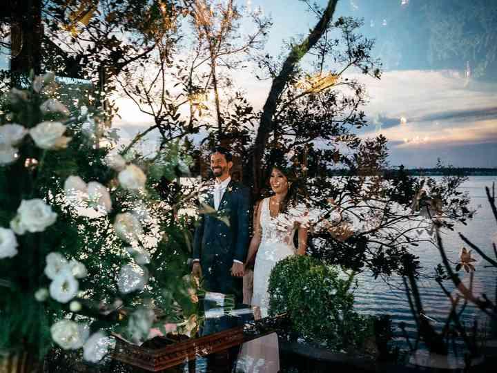 O casamento de Luciana e Breno