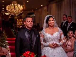 O casamento de Tatiana e Erick