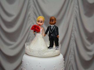 O casamento de Fernanda e Mauricio