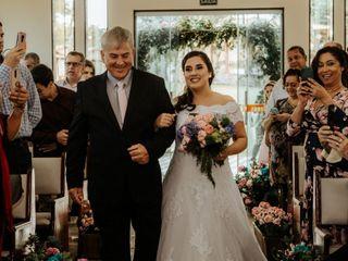 O casamento de Luciana e Jean 2