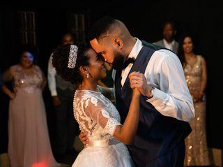 O casamento de Ellen e Marco Antonio
