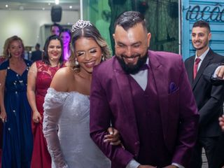 O casamento de Thainá  e Jailson 3